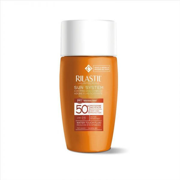 sun system water touch 50+